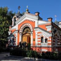 Храм-часовня Михаила Архангела :: Анатолий Колосов