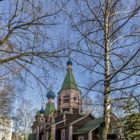 Свято-Троицкий храм :: Владимир