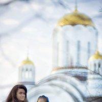 Вербное Воскресенье :: Александр и Лариса Коноплины