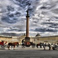 Дворцовая площадь :: Сергей