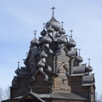 Покровская церковь :: Aнна Зарубина