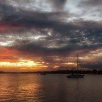 закат над Суринам :: svabboy photo