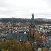 Марбург, Германия. :: Ольга Васильева