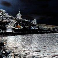 Храм на горе :: Евгений Юрков