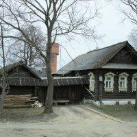 Изба деревенская.. :: Galina ✋ ✋✋