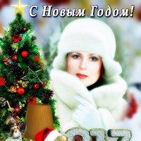 Подарок друга к Новому году :: Евгения Крохалева