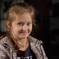 Детский портрет :: Юрий Пузанов