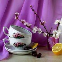 Будем пить чай :: Татьяна Смоляниченко