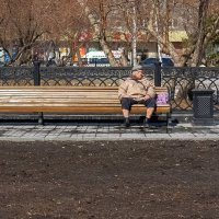 в апреле :: Сергей Рубан