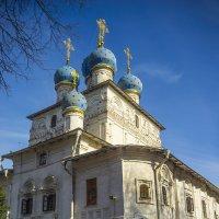 Москва, Коломенское, церковь Казанской иконы Божией Матери :: Игорь Герман