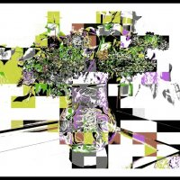 Весенний букет и геометрия :: GL