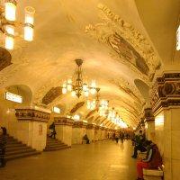 Станция Киевская :: Аlexandr Guru-Zhurzh