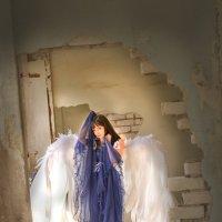 Ангел надежды :: людмила