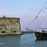 Порт Ираклион :: Константин Вергакис