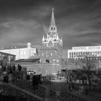 Кремлевские башни :: Андрей Шаронов