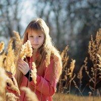 Золотая девочка :: Вера Сафонова