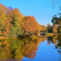 Краски яркого заката... :: Sergey Gordoff