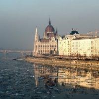 Будапешт. Дворец парламента :: Александр