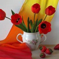 Сегодня так солнечно в сердце моём! :: Татьяна Смоляниченко
