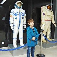 Музей космонавтики. С днем Космонавтики! :: Надежда