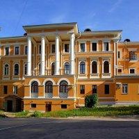 Здание Дворянского (Благородного) губернского собрания в Самаре :: Денис Кораблёв