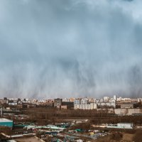 необычная пагода в Москве 12,04,2017 :: Nurga Chynybekov