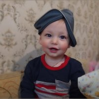 Чехол от тонометра....тоже может стать шляпкой при желании!))) :: Людмила Богданова (Скачко)