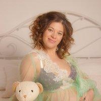 В ожидании малыша... :: Оксана Кузьмина