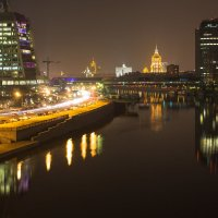 Ночная Москва... :: Sergey Apinis