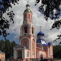 Петропавловский храм. Пенза :: MILAV V