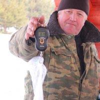 Взвешивание рыбы... :: Александр Широнин