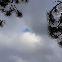 Окошко ясно-голубое :: Валерий Розенталь