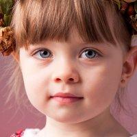 Взгляните в детские глаза... :: Николай Хондогий