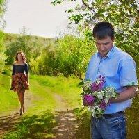 Первое свидание :: Irina Zvereva