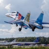 Су-27УБ :: Павел Myth Буканов