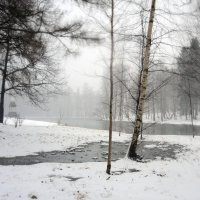 апрельский парк :: sv.kaschuk