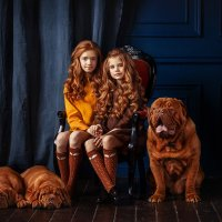 Маша и Саша :: Оксана Терентьева