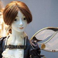 женский образ-кукла :: Олег Лукьянов