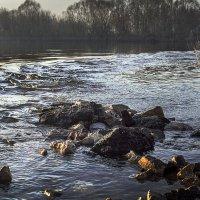 Река бурлящая :: Константин Тимченко