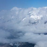 Над облаками :: Сергей Воронин