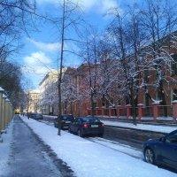 Павлоградский переулок. (Санкт-Петербург, апрель 2017 г.). :: Светлана Калмыкова