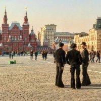Весна на Красной площади :: Константин Поляков