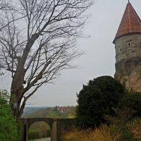 Ротенбург на Таубере - это настоящий средневековый город... :: Galina Dzubina