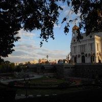 Московский вечер :: Надежда Азарченко