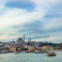 Вечерний Стамбул... :: Александр Вивчарик