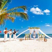свадьба в Доминикане :: Алана