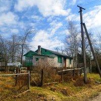 В селе весной :: Владимир Филимонов