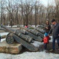 Весна в детском парке :: марина ковшова