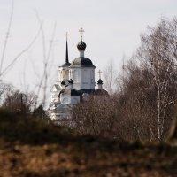 Церковь Дмитрия Солунского :: Максим Ершов