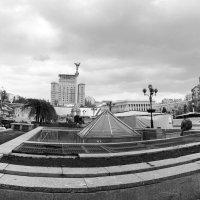 Черно-белый Киев :: Вадим Шинкарь